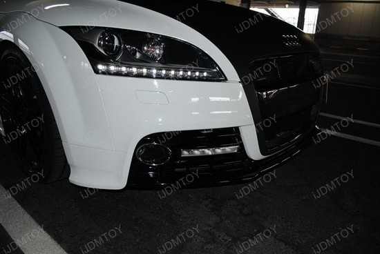 Audi - TT - S - LED - DRLS - Hella - LEDayline - lights - 2